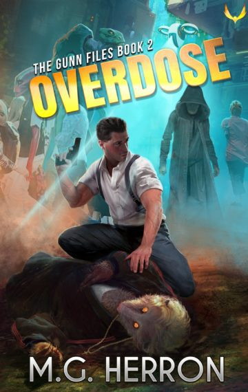 Overdose (The Gunn Files 2)