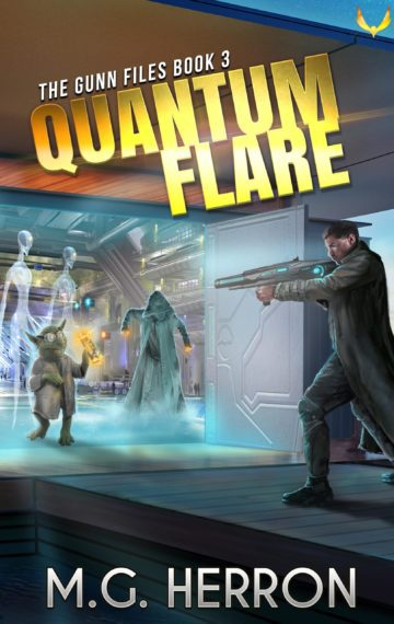 Quantum Flare (Gunn Files 3)