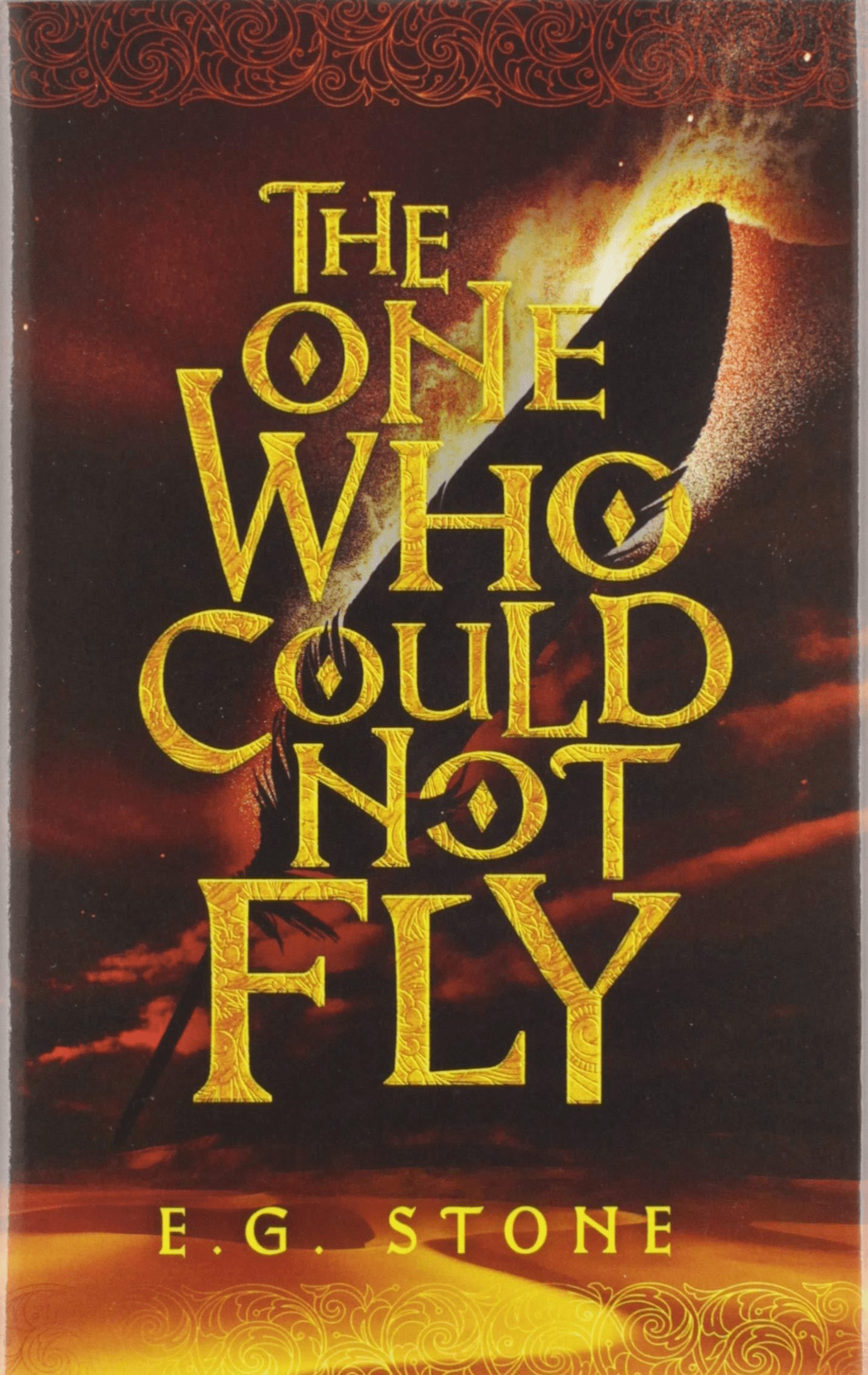 The One Who Could Not Fly (Wing Cycle 1)
