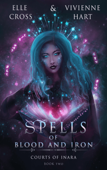 Spells of Blood and Iron (Courts of Inara 2)