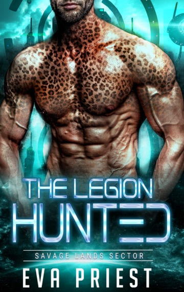 Hunted (The Legion Savage Lands Sector 1)