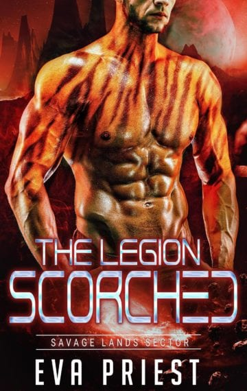 Scorched (The Legion: Savage Lands Sector 2)