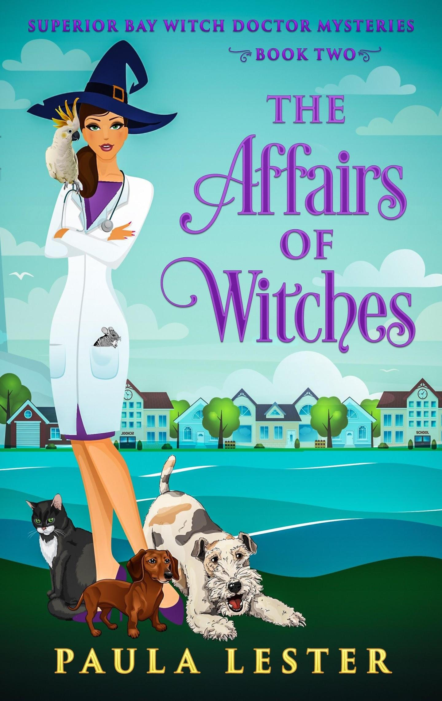 The Affairs of Witches