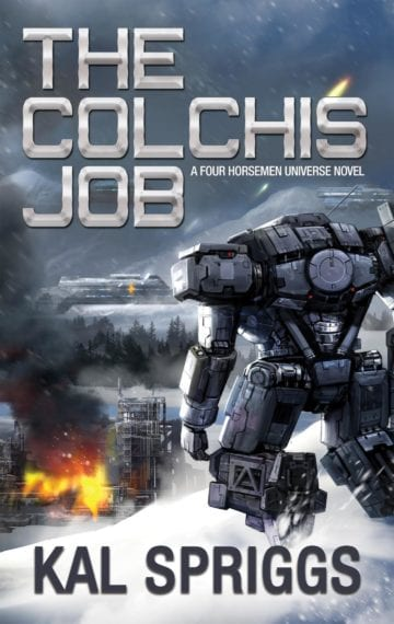 The Colchis Job