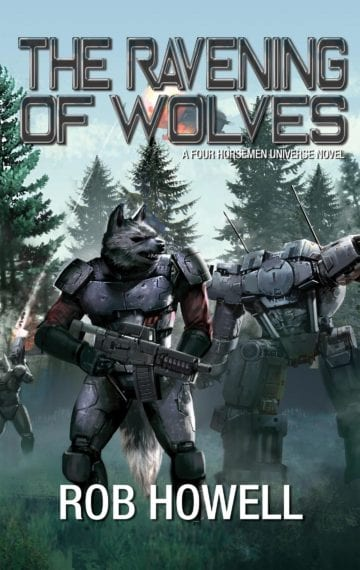 The Ravening of Wolves