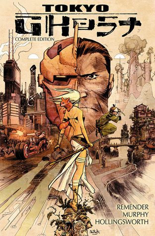 Tokyo Ghost by Rick Remender