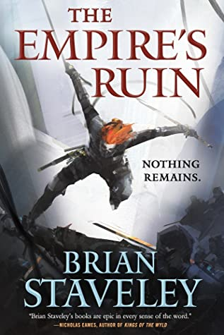 The Empire's Ruin by Brian Staveley