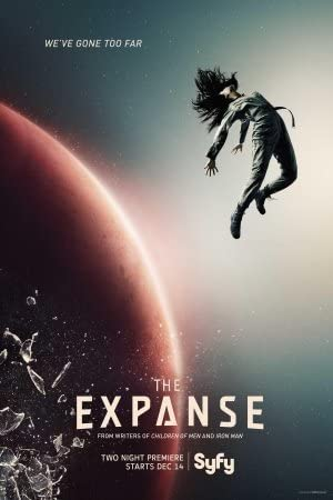 Import Posters THE EXPANSE - US TV Series Wall Poster Print - 30cm x 43cm /  12 Inches x 17 Inches: Amazon.co.uk: Kitchen & Home