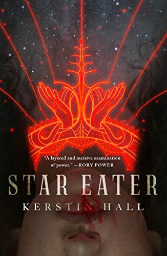Star Eater by [Kerstin Hall]