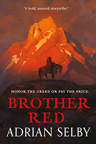 Brother Red by [Adrian Selby]