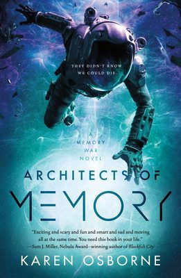 Architects of Memory (The Memory War, #1)