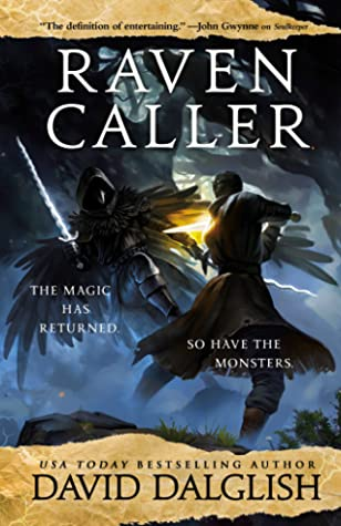 Ravencaller (The Keepers, #2)