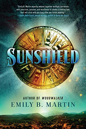 Sunshield: A Novel (Outlaw Road Book 1) by [Emily B. Martin]