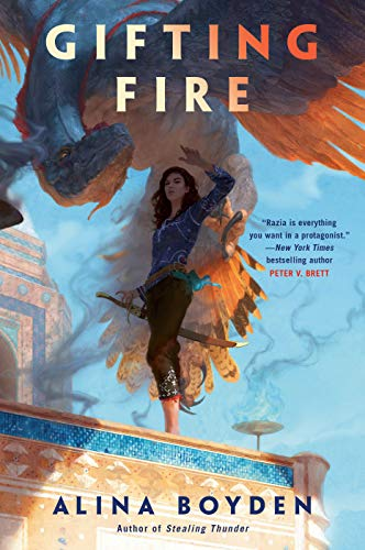 Gifting Fire by [Alina Boyden]