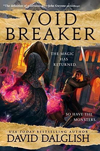 Voidbreaker (The Keepers Book 3) by [David Dalglish]