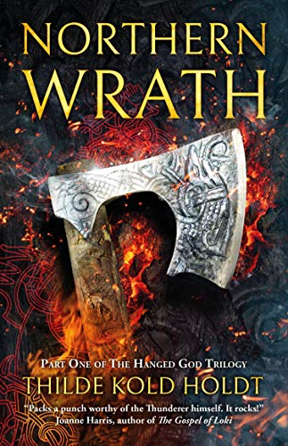 Northern Wrath (Hanged God Book 1) by [Thilde Kold Holdt]