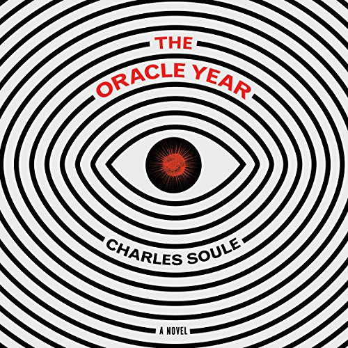 The Oracle Year audiobook cover art