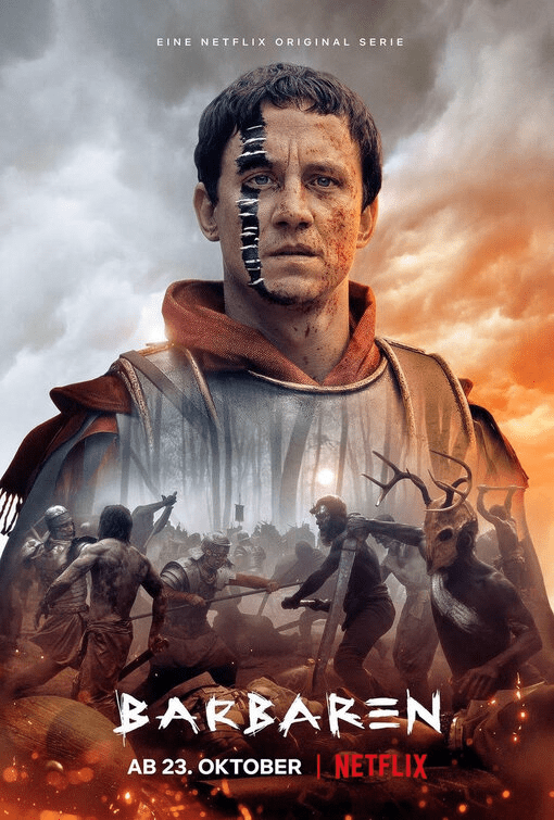 Click to View Extra Large Poster Image for Barbarians in 2020 | Barbarian,  German movies, Movie posters