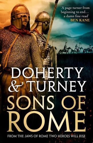 Sons of Rome by Simon Turney, Gordon Doherty | Waterstones