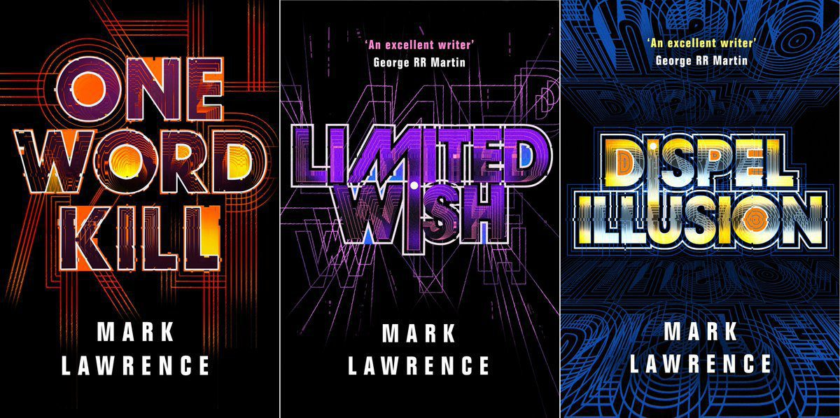 """Mark Lawrence on Twitter: """"The Impossible Times trilogy.… """""""