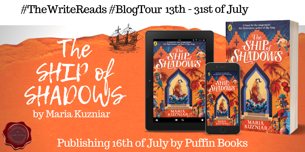 TheWriteReads #BlogTour Book Review: The Ship of Shadows – Maria ...