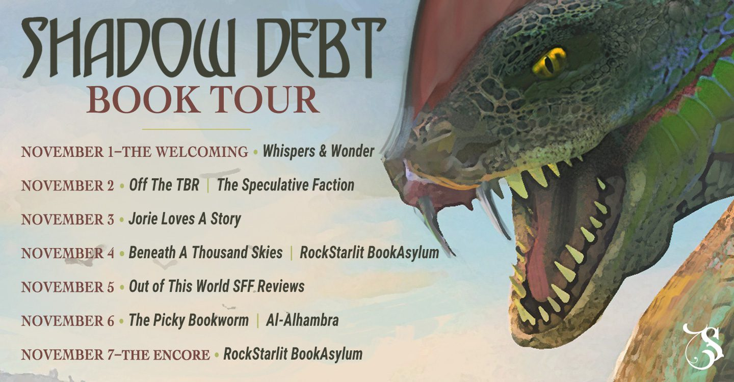 Storytellers On Tour Presents: Shadow Debt by William Ray