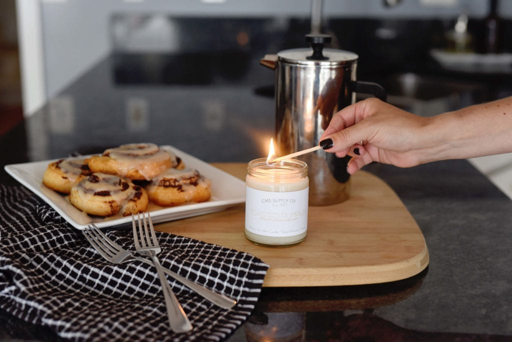 Candle care tips for extending the life of your candle